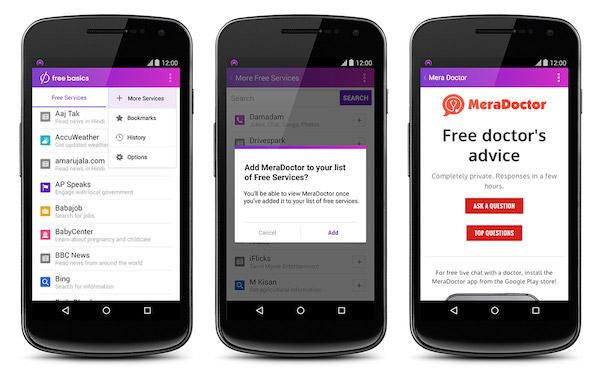 Free Basics Facebook