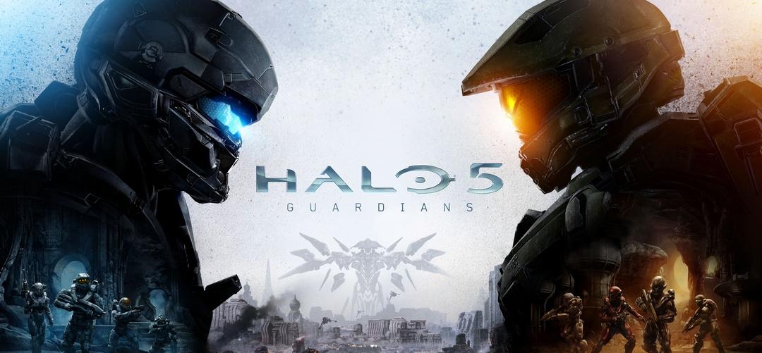 Halo 5 - Header