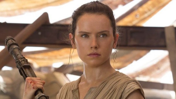 Star Wars 7 Reveil Force Rey