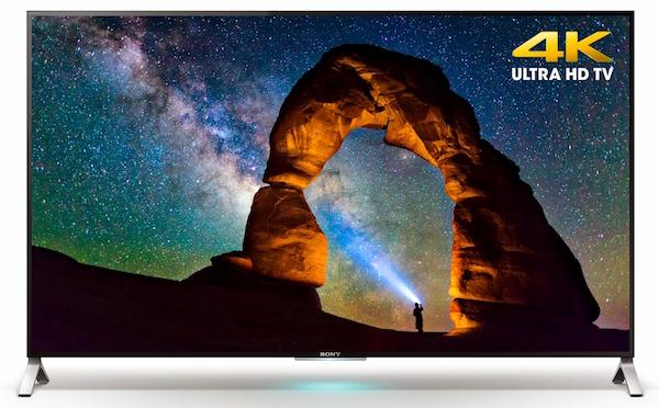 TV Sony 4K