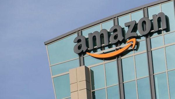 Amazon Logo Batiment