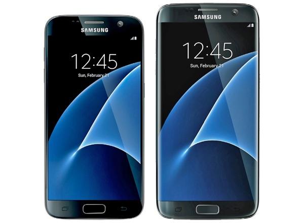 Galaxy S7 Galaxy S7 Edge Avant Rendu Presse