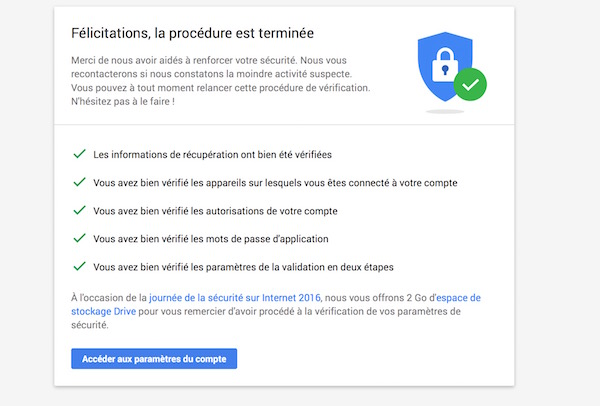 Google Journee Securite 2 Go Drive