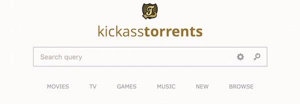 Kickass Torrents Recherche