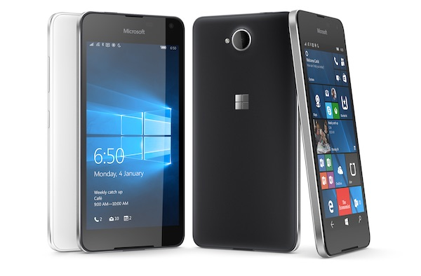 Lumia 650 Officiel