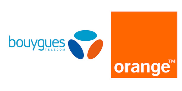 Orange Bouygues Telecom Logos