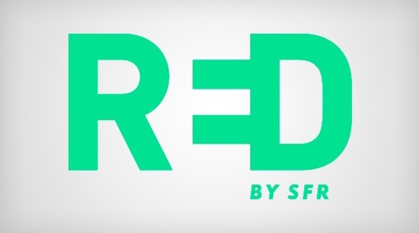 SFR RED Nouveau Logo Vert