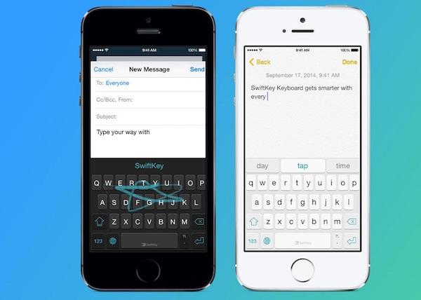 SwiftKey iPhone
