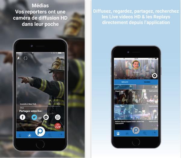 plussh app