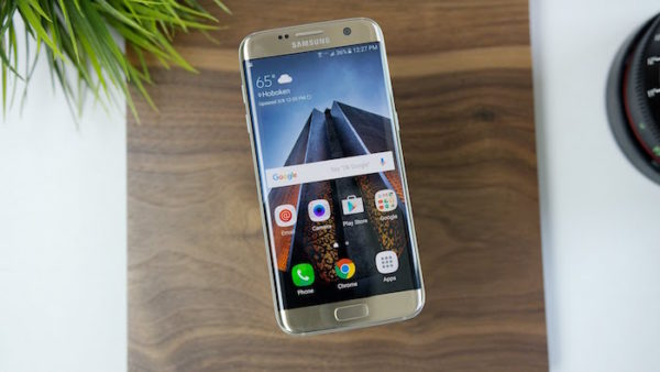 Galaxy S7 Edge Or Avant