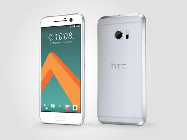 HTC 10 Avant Arriere