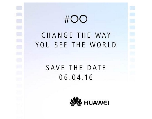 Huawei Conference 6 Avril 2016