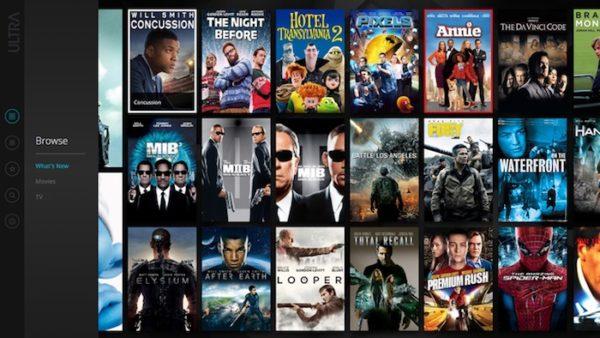 Sony Ultra Films