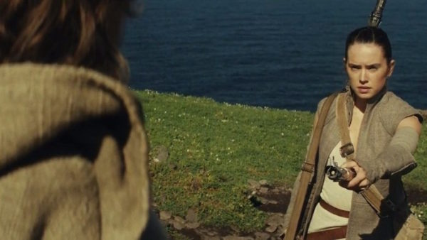 Star Wars 7 Rey Scene Finale