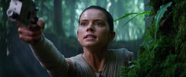 Star Wars Reveil Force Rey Daisy Ridley
