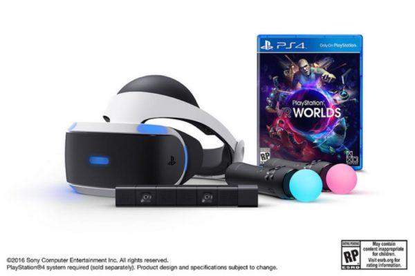 bundle playstation VR 1