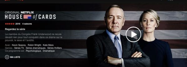 th_house of Cards 4 saisons