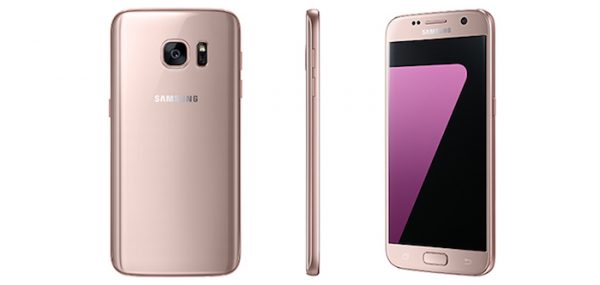 Galaxy S7 Or Rose