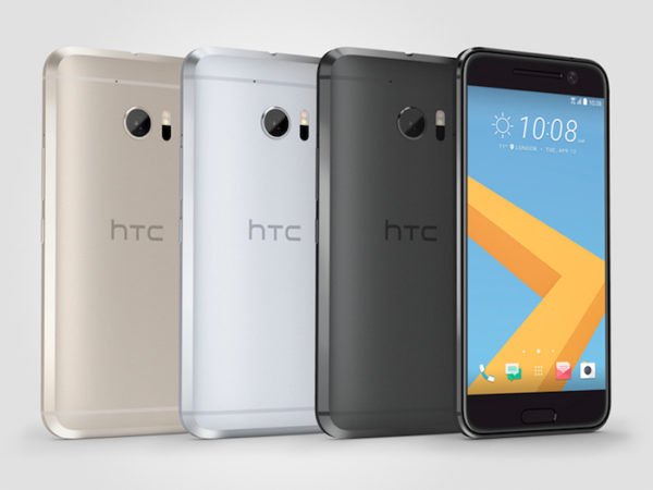 HTC 10 Officiel
