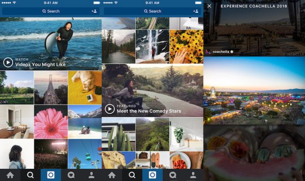Instagram Explorer Video