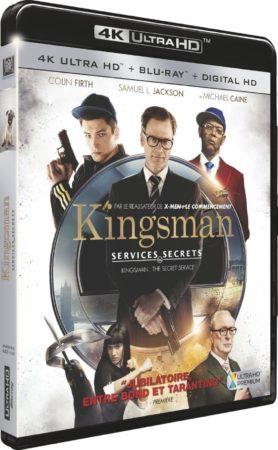 Kingsman 4K BR