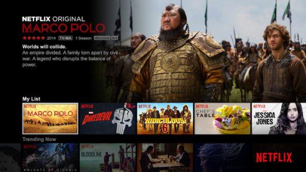 Netflix Marco Polo