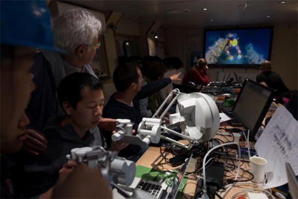 OceanOne robot sous marin 1