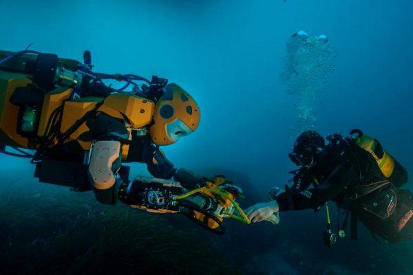 OceanOne robot sous marin 3
