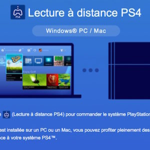 PlayStation 4 Lecture Distance