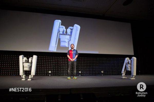 Shaft robot