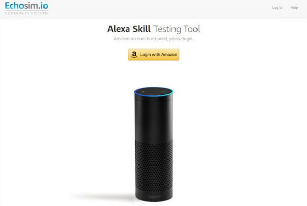Amazon Alexa Web