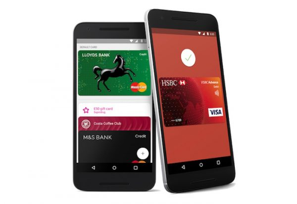 Android Pay UK