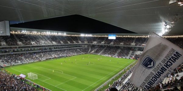 Stade Bordeaux Matmut Football
