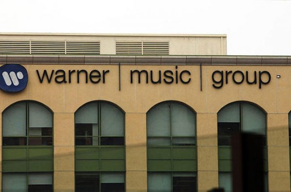 Warner Music Batiment