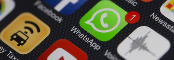 WhatsApp Logo Icone
