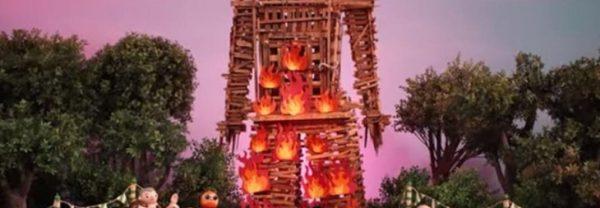 burn the witch radiohead