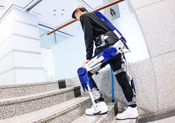 hyundai exosquelette