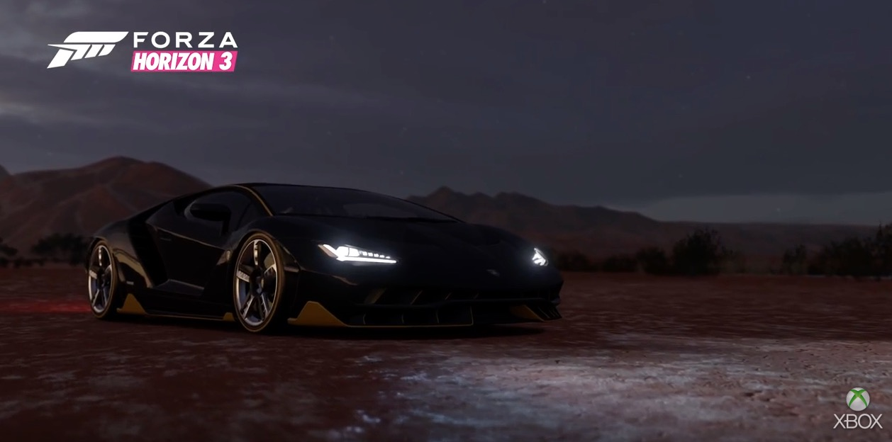e3 2016 forza horizon 3 officialis et en trailer kulturegeek. Black Bedroom Furniture Sets. Home Design Ideas