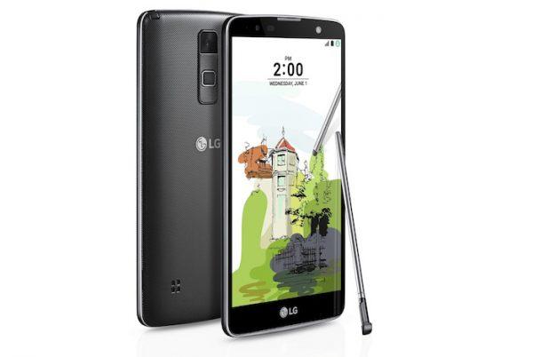 LG Style 2 Plus Avant Arriere