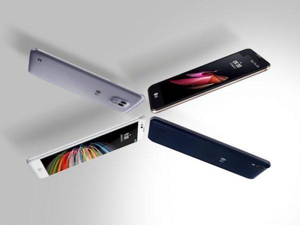 LG X Power, X Mach, X Style X Max