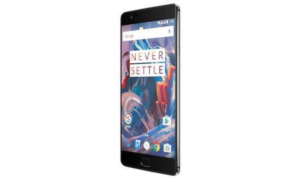 OnePlus 3 Avant Officiel