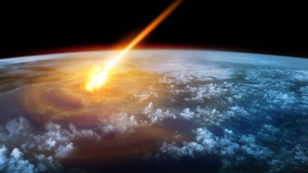comete terre