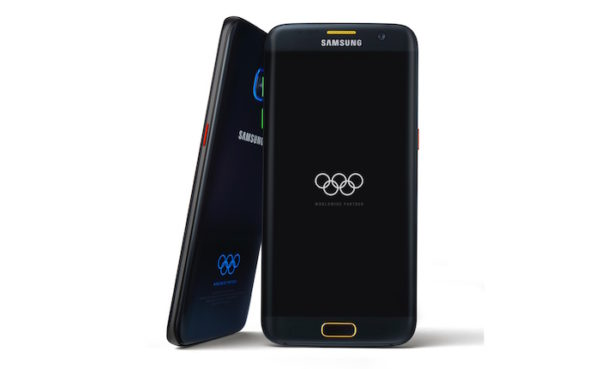 Galaxy S7 Edge Edition Jeux Olympiques