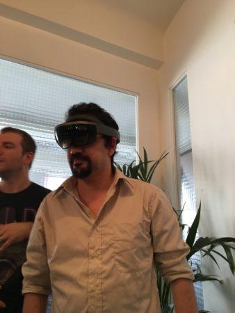 HoloLens prise en main