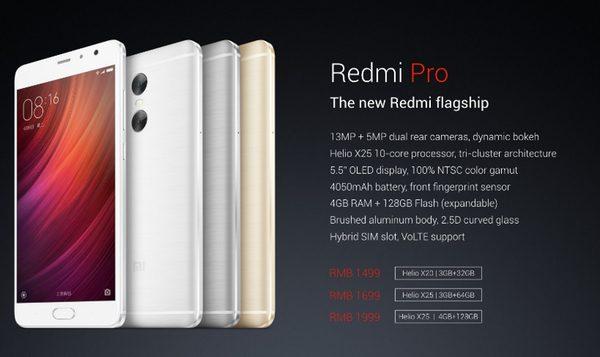 Redmi-Pro