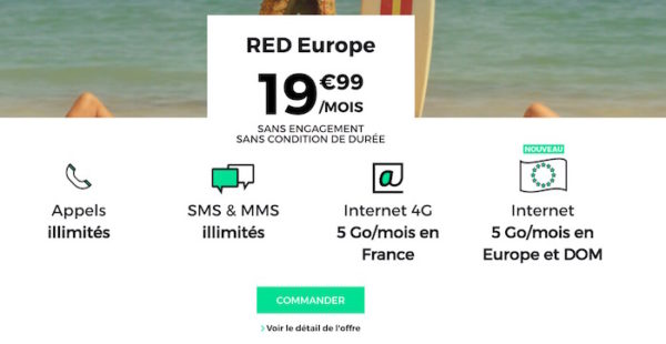 SFR RED Europe