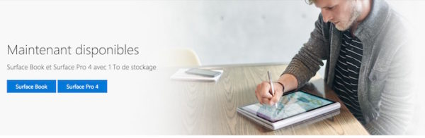 Surface Book Surface Pro 4 1 To
