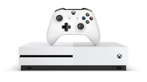 Xbox One S Console Manette