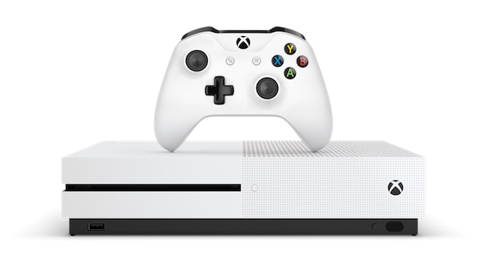 microsoft annonce d j ses deux bundles xbox one s avec fifa 17 kulturegeek. Black Bedroom Furniture Sets. Home Design Ideas