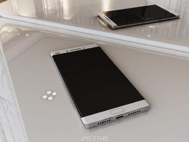 Mi Note 2 Xiaomi